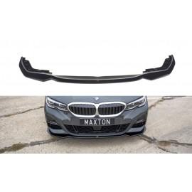 Przedni Splitter / dokładka ABS V.2 - BMW 3 G20 M-pack