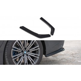 Splittery Boczne Tylnego Zderzaka ABS - BMW 3 G20 M-pack