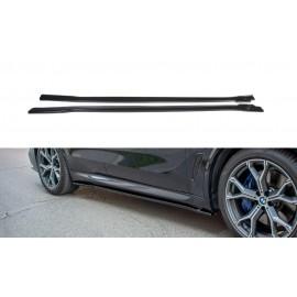Poszerzenia Progów ABS - BMW X5 G05 M-pack