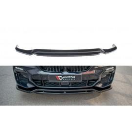 Przedni Splitter / dokładka ABS - BMW X5 G05 M-pack