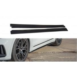 Poszerzenia Progów ABS - Audi Q8 S-line