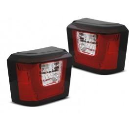 VW T4 Caravelle / Multivan / Transporter  LED RED WHITE diodowe LDVWM0