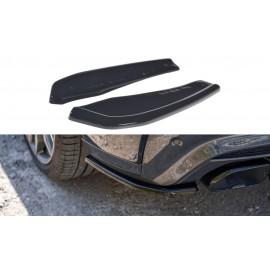 Splittery Boczne Tylnego Zderzaka ABS - BMW X4 M-Pack G02
