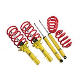 ALFA ROMEO 156 09/97 - 09/05 (932) 2.5 V6 / 3.2 GTA V6 / 1.9JTD / 2.4JTD 40/35 mm MTS Technik Zawieszenie sportowe