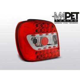 VW Polo 6N Hatchback 94-99  LED RED/WHITE diodowe LDVW66